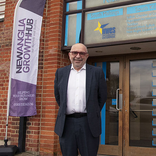 New Anglia Growth Hub appoints new manager