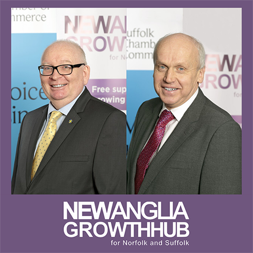 Duo retire from Growth Hub