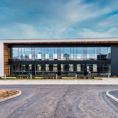 Completed Laboratory Complex Named After Leading Microbiologist