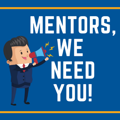 Mentors: Nwes needs you!